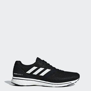 adidas Black Shoes Men's
